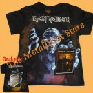 T-SHIRT IRON MAIDEN Vision Of The Beast CD SIZE S GIRLS