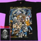 T-SHIRT IRON MAIDEN Best of the Beast HEAVY METAL CD SIZE S