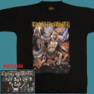 T-SHIRT IRON MAIDEN Eddie Roman The Legionary HEAVY METAL CD SIZE S