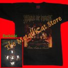 T-SHIRT CRADLE OF FILTH Bitter Suites To Succubi CD SIZE L GOTHIC METAL