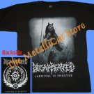 T-SHIRT DECAPITATED Carnival Is Forever CD SIZE L DEATH METAL