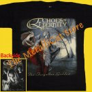 T-SHIRT ECHOES OF ETERNITY TheForgottenGoddess CD SIZE S GOTHIC METAL