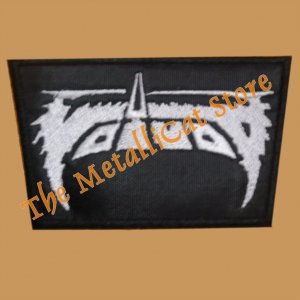VOIVOD Band Logo SMALL EMBROIDERED PATCH CD THRASH METAL