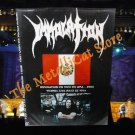 IMMOLATIONConcert in Lima DVD DEATH METAL