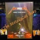 METALLICA Death Magnetic Tour - Concert in Lima 2010 2-DVD Set