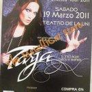 TARJA TURUNEN Concert in Lima 2011 DVD SYMPHONIC METAL