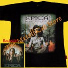 T-SHIRT EPICA Design your Universe CB POWER METAL CD SIZE S