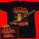 T-SHIRT BLACK SABBATH Mob Rules CD OZZY SIZE XL