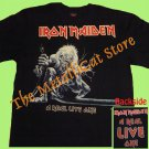 T-SHIRT IRON MAIDEN A Real Live One CD SIZE XL