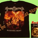 T-SHIRT SONATA ARCTICA Reckoning Night CD SIZE XL