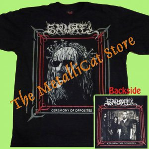 T-SHIRT SAMAEL Ceremony of Opposites BLACK METAL CD SIZE XXL