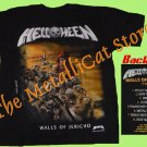T-SHIRT HELLOWEEN Walls of Jericho POWER METAL CD SIZE XXL