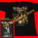 T-SHIRT OLD MAN'S CHILD Vermin CD BLACK METAL SIZE XL