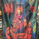DEATH Scream Bloody Gore FLAG CLOTH POSTER TAPESTRY BANNER CD DEATH METAL