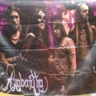 ANABANTHA Letanias Desideratha FLAG CLOTH POSTER WALL TAPESTRY CD GOTHIC METAL