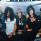 GUNS N' ROSES Band 2 FLAG BANNER CLOTH POSTER WALL TAPESTRY CD Lies METAL