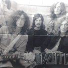 LED ZEPPELIN Band Plant Page FLAG CLOTH POSTER WALL TAPESTRY BANNER CD Rock