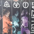 LED ZEPPELIN Zoso Plant Page FLAG CLOTH POSTER WALL TAPESTRY BANNER CD Hard Rock