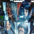 THE BEATLES Let It Be FLAG CLOTH POSTER WALL TAPESTRY BANNER CD LP