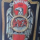 SLAYER Schwarzbier 666 Los Angeles CA FLAG CLOTH POSTER WALL TAPESTRY BANNER CD Thrash Metal