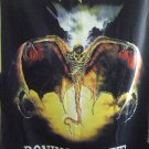 IRON MAIDEN Donington Live 1992 FLAG CLOTH POSTER WALL TAPESTRY BANNER CD Heavy Metal