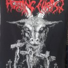 ROTTING CHRIST The Mighty Contract FLAG BANNER CLOTH POSTER TAPESTRY Black Death Metal