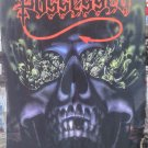 POSSESSED The Eyes of Horror FLAG BANNER CLOTH POSTER TAPESTRY Death Metal