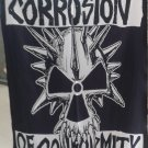 CORROSION OF CONFORMITY Eye for an Eye FLAG CLOTH POSTER WALL TAPESTRY BANNER Sludge Metal