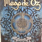 MAGO DE OZ Gaia III - Atlantia FLAG CLOTH POSTER TAPESTRY BANNER CD Power Metal