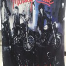 MOTLEY CRUE Girls Girls Girls FLAG BANNER CLOTH POSTER Glam Metal Hard Rock