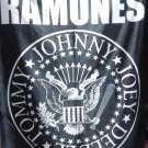 RAMONES Hey Ho Let's Go FLAG CLOTH POSTER WALL TAPESTRY BANNER CD Punk