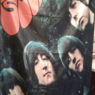 THE BEATLES Rubber Soul FLAG CLOTH POSTER WALL TAPESTRY BANNER Lennon Ringo CD LP