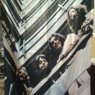 THE BEATLES 1967-1970 FLAG CLOTH POSTER WALL TAPESTRY BANNER Lennon Ringo CD LP