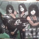 KISS Monster Band Stanley FLAG CLOTH POSTER WALL TAPESTRY BANNER CD Hard Rock