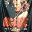 AC/DC Live at Donington FLAG CLOTH POSTER WALL TAPESTRY BANNER CD Angus Young HEAVY METAL