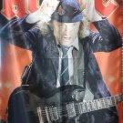 AC/DC Live at River Plate FLAG CLOTH POSTER WALL TAPESTRY BANNER CD Angus Young HEAVY METAL