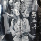 BLACK SABBATH Early Band Paranoid 3 Ozzy FLAG CLOTH POSTER WALL TAPESTRY BANNER CD