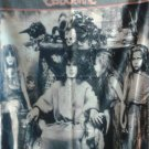OZZY OSBOURNE No Rest for the Wicked FLAG CLOTH POSTER WALL TAPESTRY CD LP  Hard Rock
