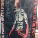 FIVE FINGER DEATH PUNCH The Way of the Fist FLAG CLOTH POSTER BANNER CD Groove