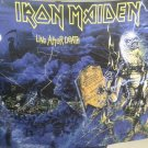 IRON MAIDEN Live After Death - Horizontal FLAG CLOTH POSTER TAPESTTRY BANNER CD HEAVY METAL