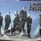 LINKIN PARK Special Collector's Edition FLAG CLOTH POSTER TAPESTRY BANNER CD