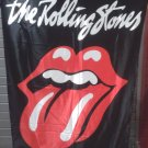 ROLLING STONES Tongue Logo FLAG CLOTH POSTER WALL TAPESTRY BANNER CD