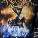 SAXON Heavy Metal Thunder Live FLAG CLOTH POSTER WALL TAPESTRY BANNER CD