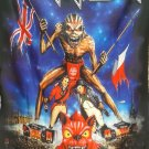 IRON MAIDEN Download Festival FLAG CLOTH POSTER WALL TAPESTRY BANNER CD