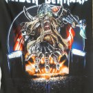 IRON MAIDEN Maiden Denmark FLAG CLOTH POSTER WALL TAPESTRY BANNER CD