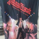 JUDAS PRIEST Unleashed in the East FLAG CLOTH POSTER WALL TAPESTRY BANNER CD LP