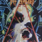 DEF LEPPARD Hysteria FLAG CLOTH POSTER WALL TAPESTRY BANNER CD Hard Rock
