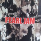 PEARL JAM 1992 MTV Unplugged FLAG CLOTH POSTER WALL TAPESTRY BANNER CD Grunge