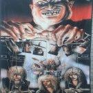 DESTRUCTION Live Without Sense FLAG CLOTH POSTER WALL TAPESTRY BANNER CD Thrash Metal