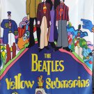 THE BEATLES Yellow Submarine 2 FLAG CLOTH POSTER WALL TAPESTRY BANNER CD LP